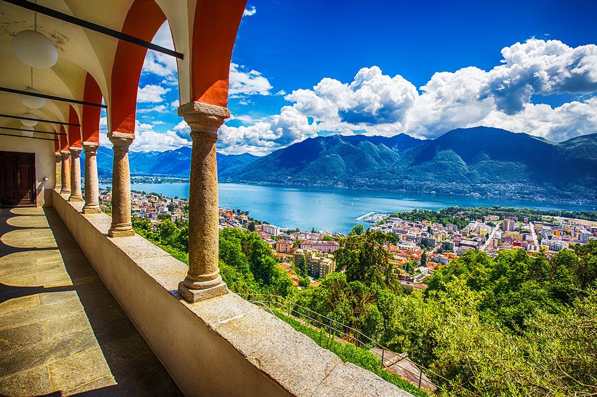Lake Orta & Maggiore
