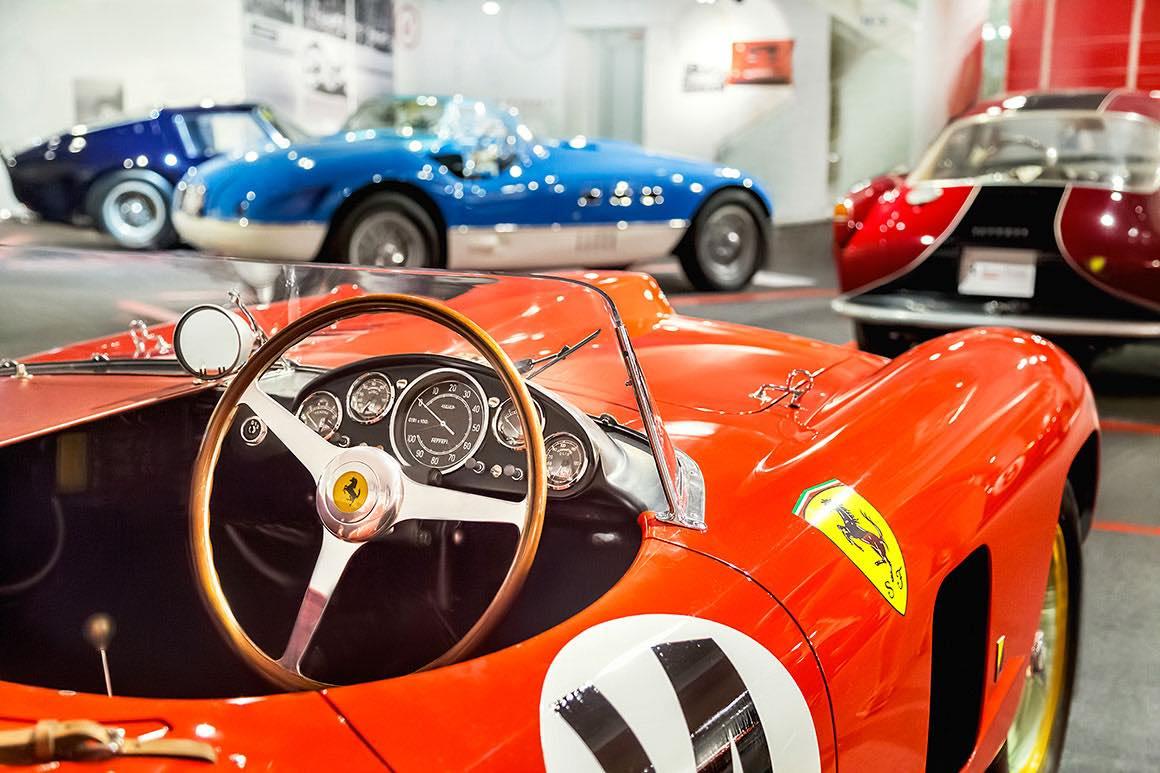 Day Trip Milan to Ferrari & Lamborghini - Museum