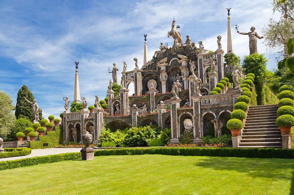 Day Trip Milan to Lake Maggiore - Isola Bella Gardens