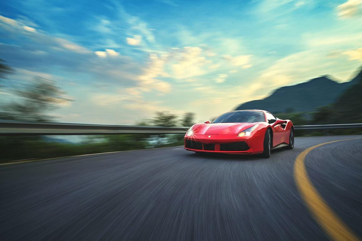 Day Trip to Ferrari & Lamborghini Museum - Test Drive