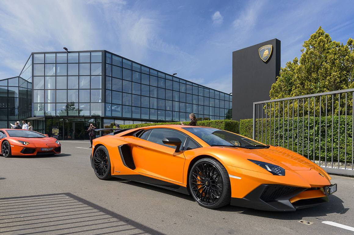 Day Trip to Lamborghini Museum - Sant'Agata Bolognese