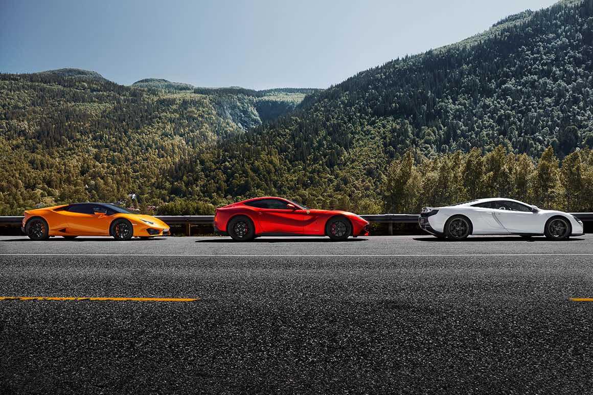 Ferrari & Lamborghini Day Tour from Milan - Sports Car