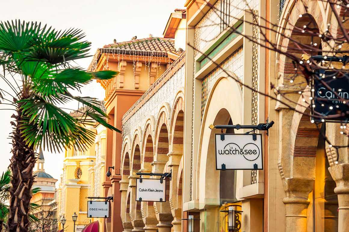 Fidenza Outlet Shopping Tour from Milan - Shops