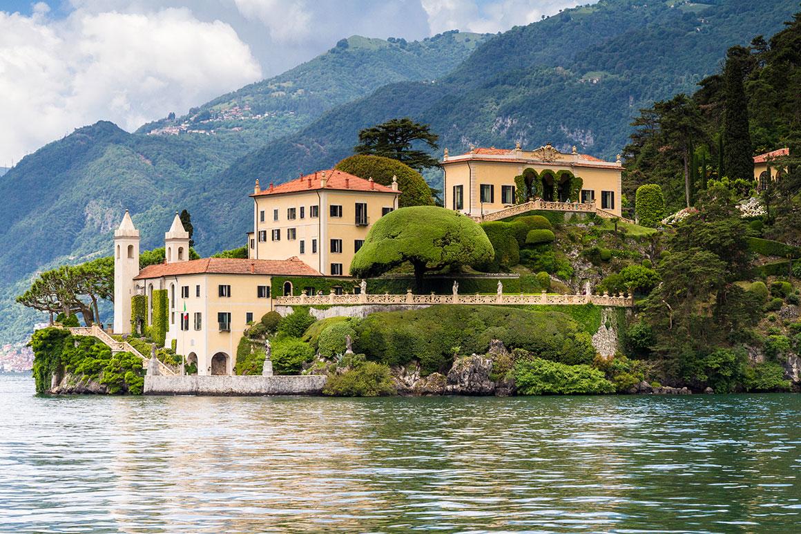 Lake Como Day Trip from Milan - Villa Balbianello