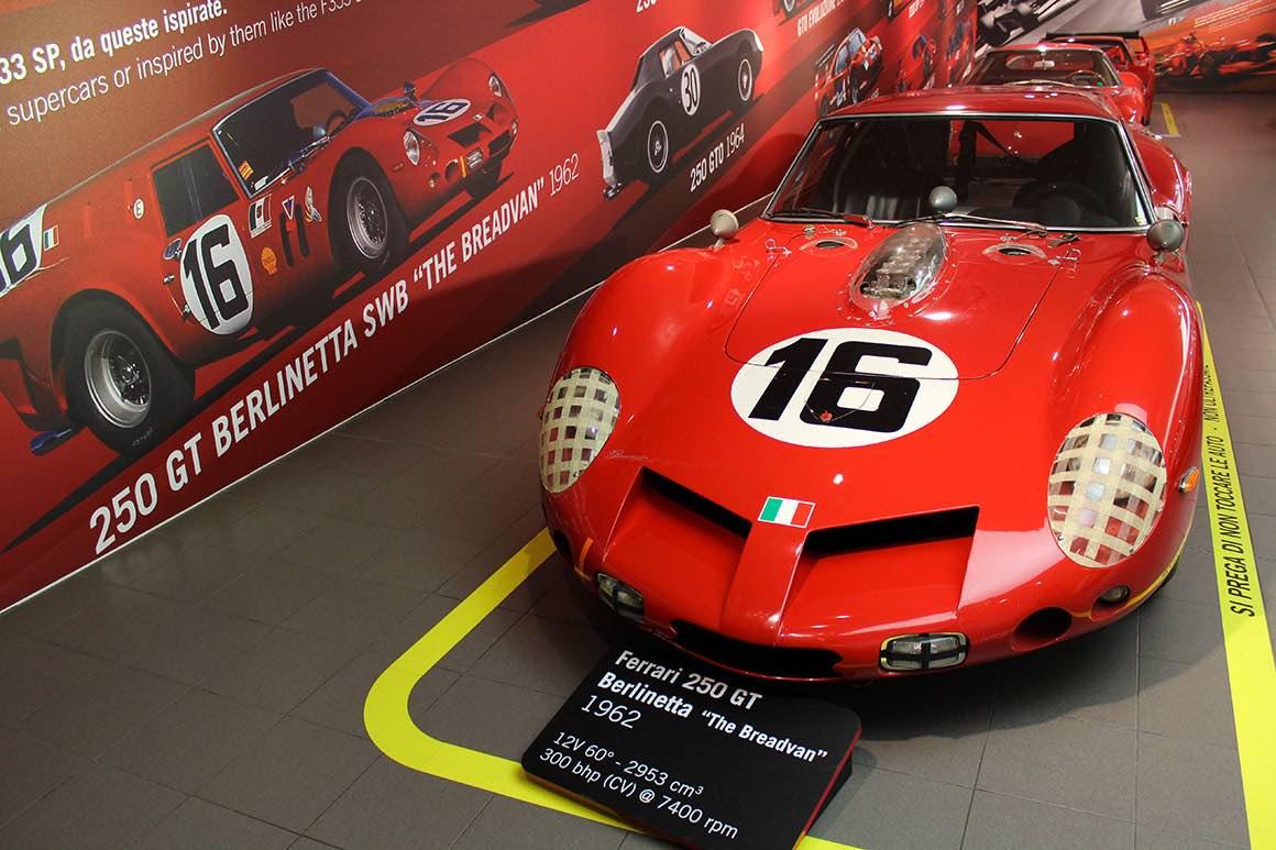 Luxury Tour Milan to Ferrari & Lamborghini - Vintage Car