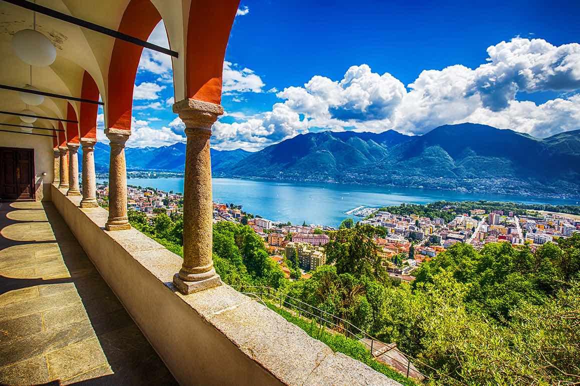 Luxury Tour Milan to Lake Maggiore - Lake View
