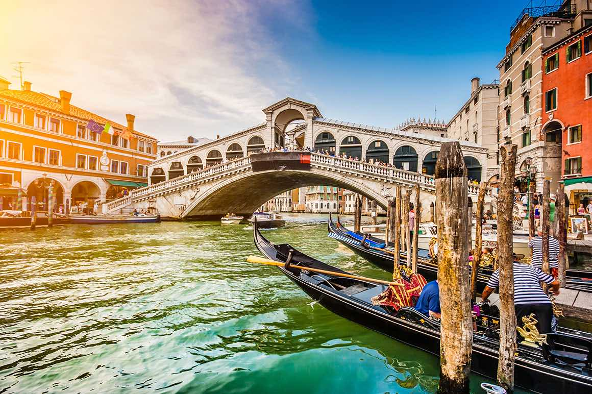 Venice Day Trip from Milan - Canal Grande