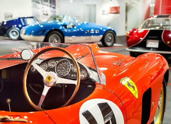 Ferrari & Lamborghini