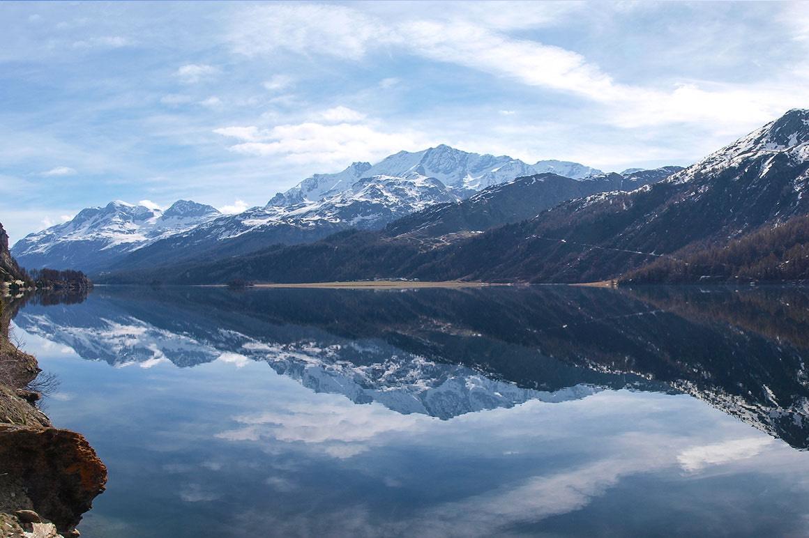 Bernina Express Private Tour from Milan - Sankt Moritz