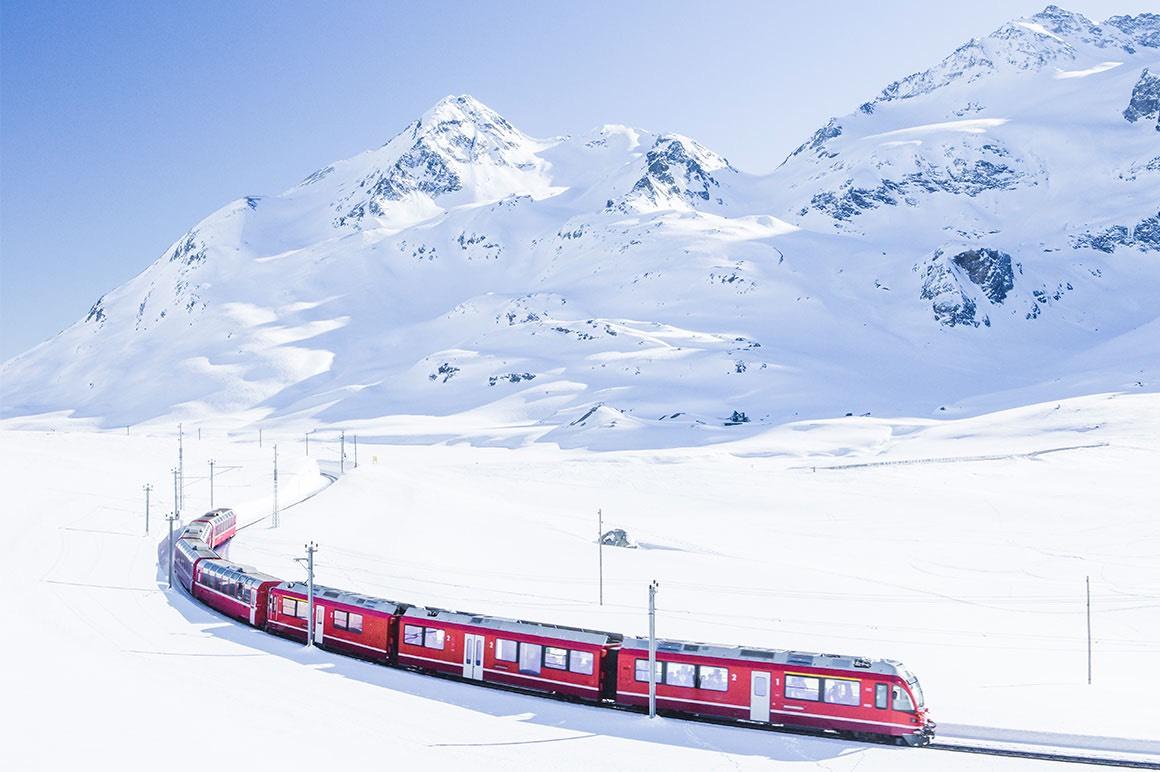 Bernina Express Private Tour from Milan - Swiss Alps