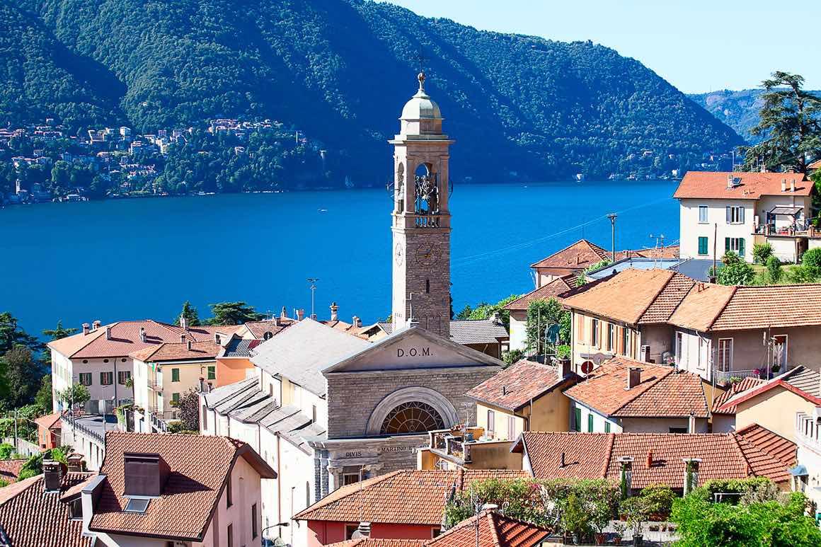 Day Tour to Lake Como & Lugano - Tremezzo