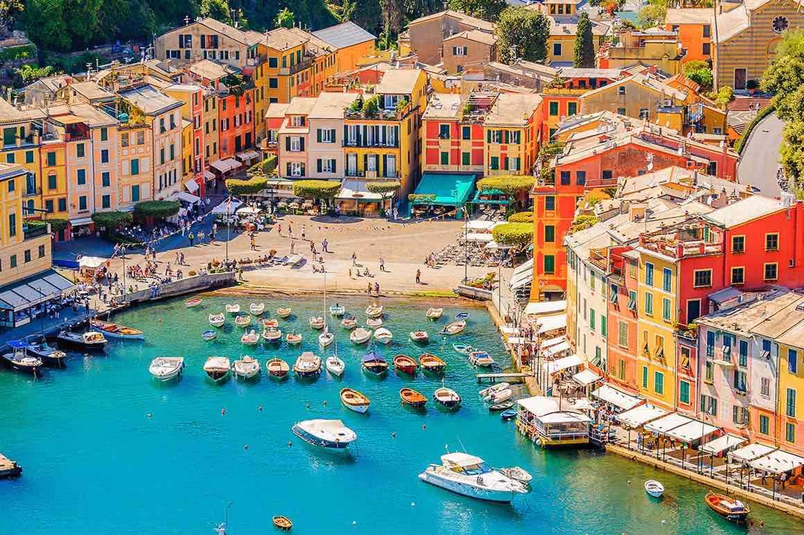 Day Trip to genoa & Portofino - Port
