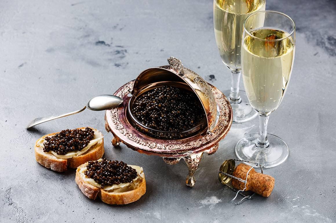 Franciacorta Wine Tour - Caviar Tasting