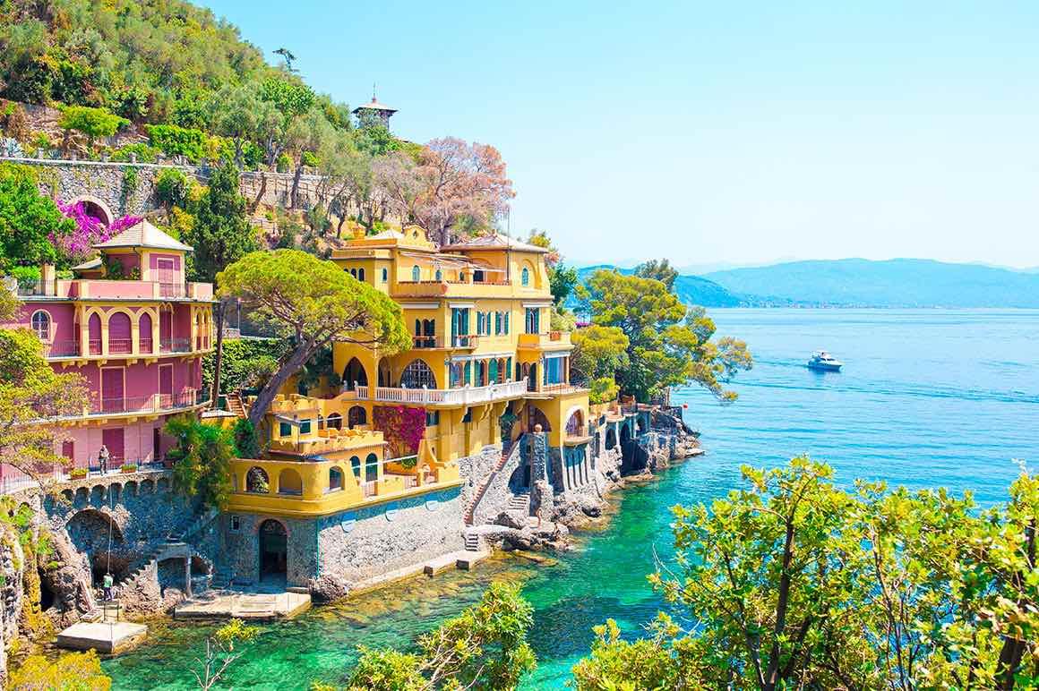 Genoa & Portofino Day Tour from Milan - Coast