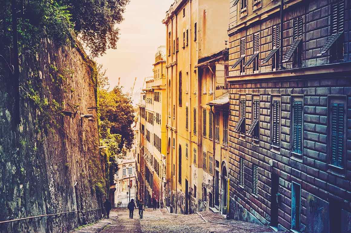 Genoa & Portofino Day Trip from Milan - Genoa Center