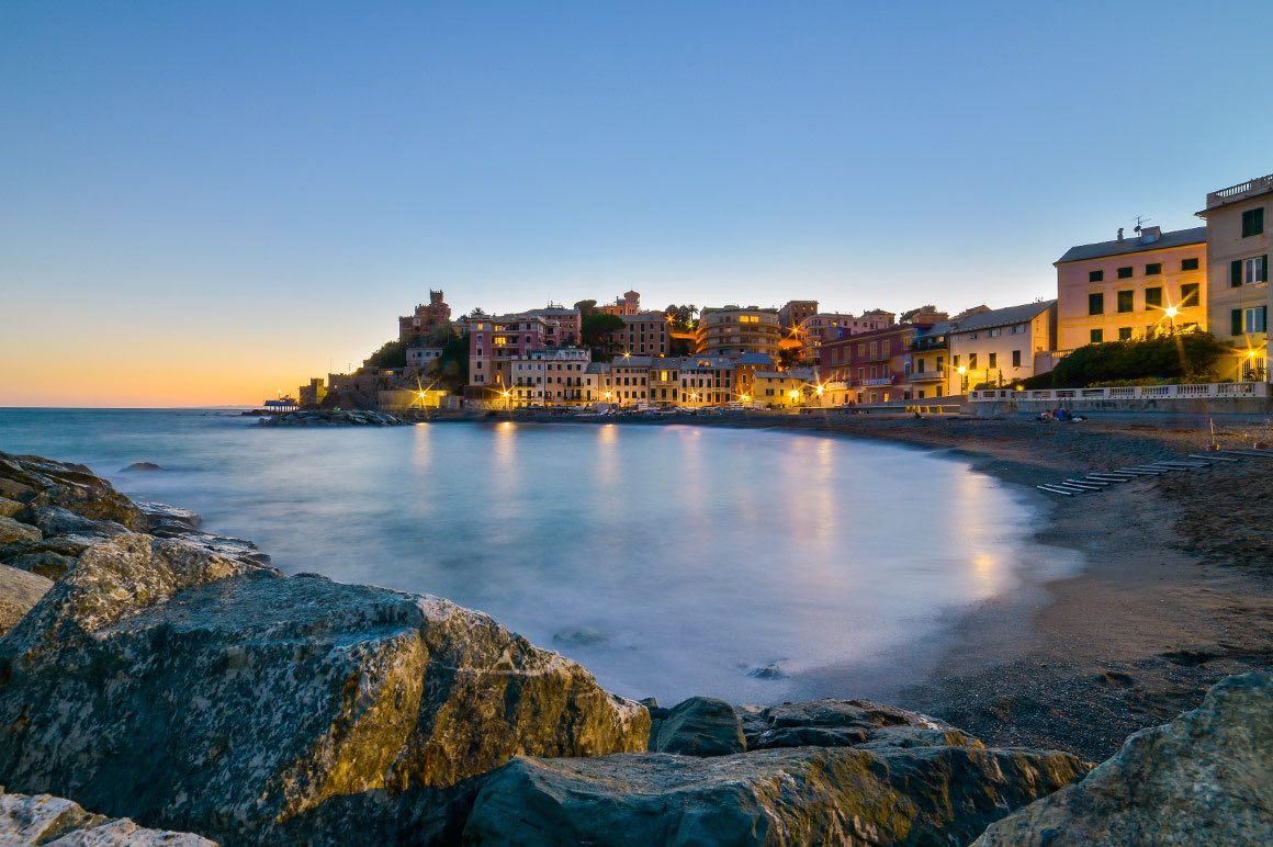 Genoa & Portofino Day Trip from Milan - Gulf View