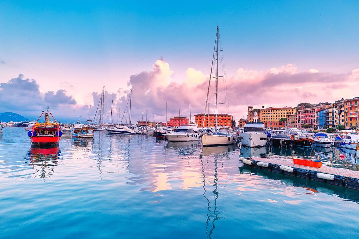 Genoa & Portofino Private Tour from Milan - Boats