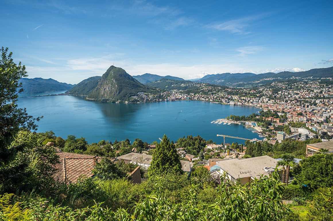Lake Como & Lugano Day Trip from Milan - Como City