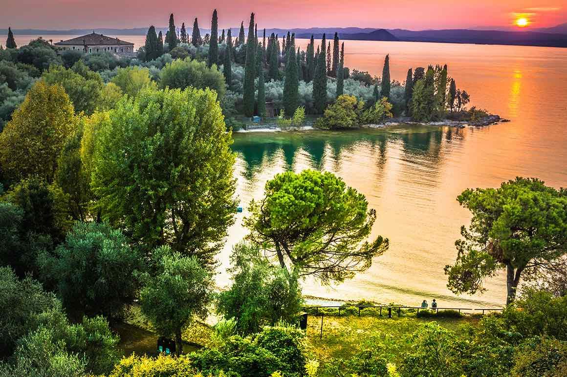 Lake Garda day trip from Milan - Lake View