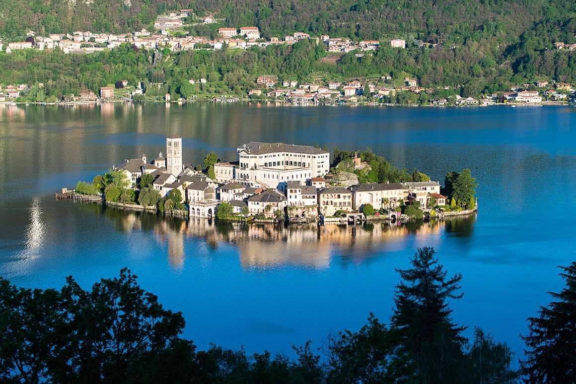 Lake Orta & Maggiore Day Tour from Milan - Isola Bella