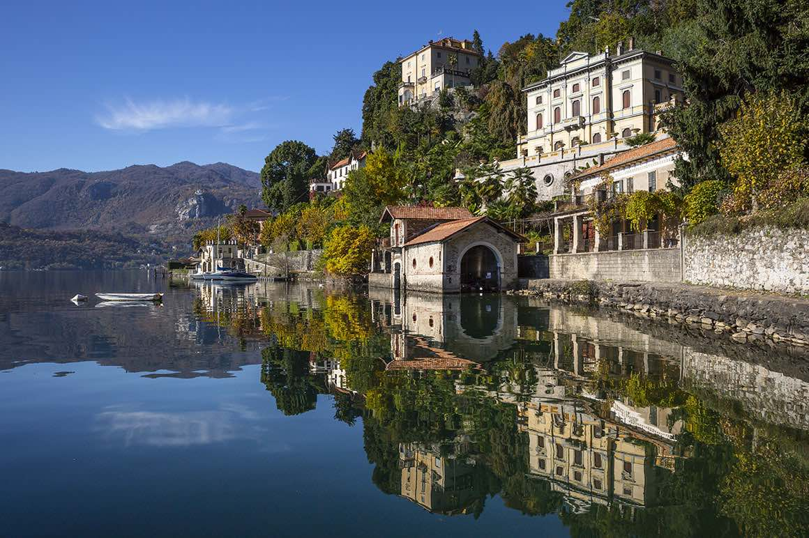 Lake Orta & Maggiore Day Trip from Milan - Lake View