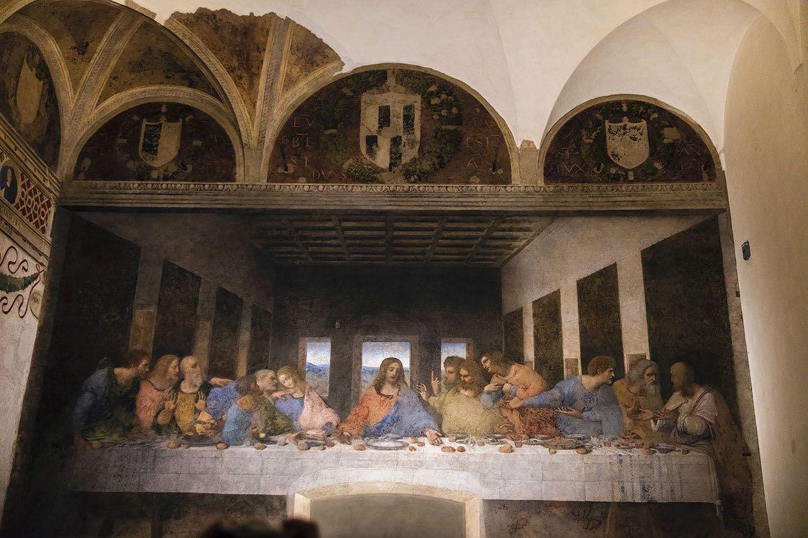 Luxury Tour Milan - Last Supper