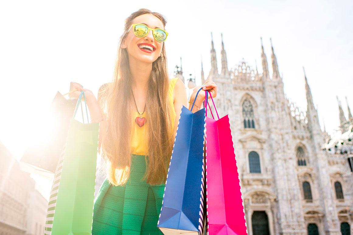 Milan Shopping Tour