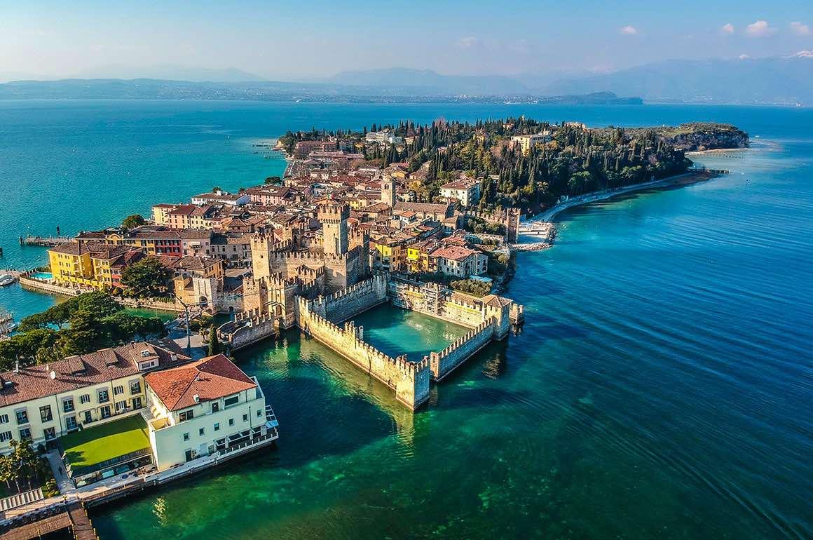 Salò Day trip from Milan - Sirmione