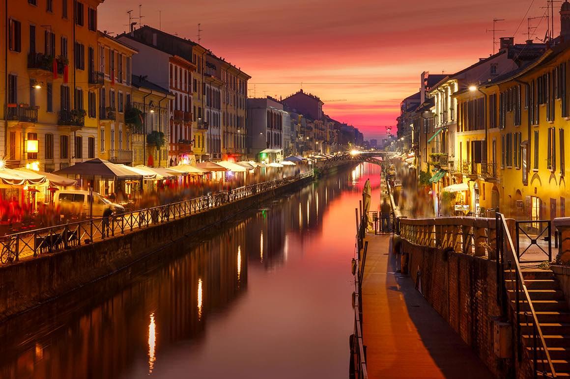 Walking Tour Milan - Navigli