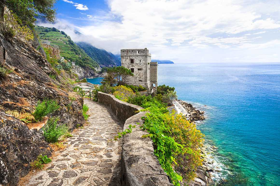 Day Trip to Cinque Terre - Coast View