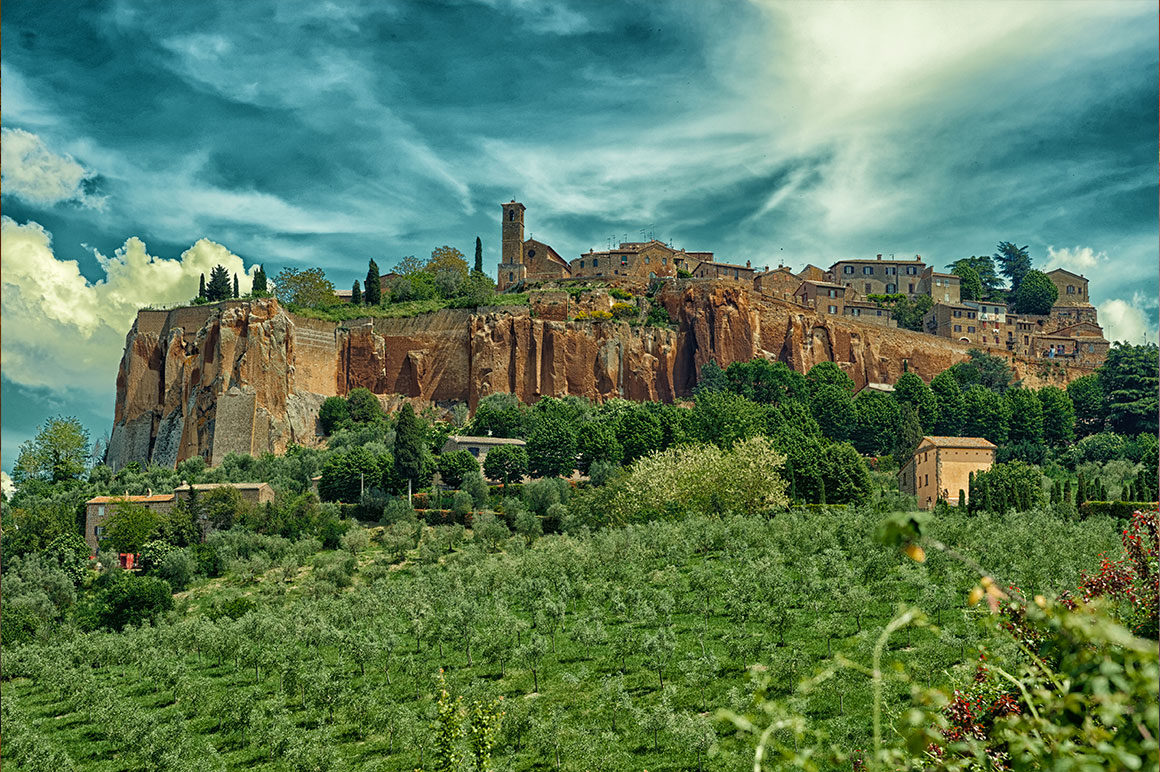 Orvieto & winery visit