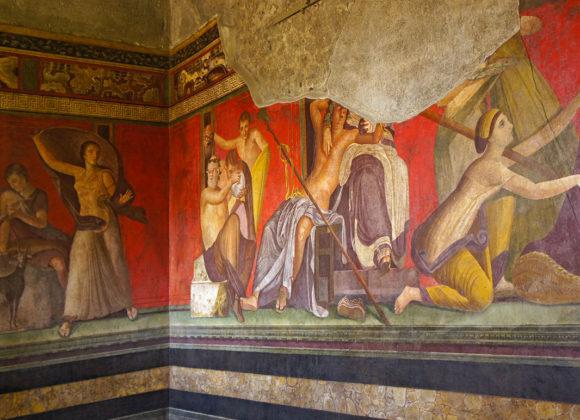 Pompei day trip
