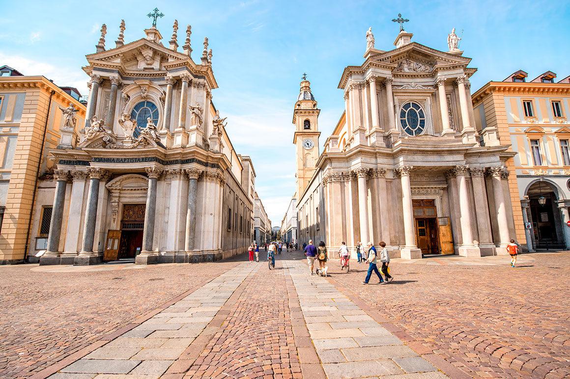 Turin day-trip