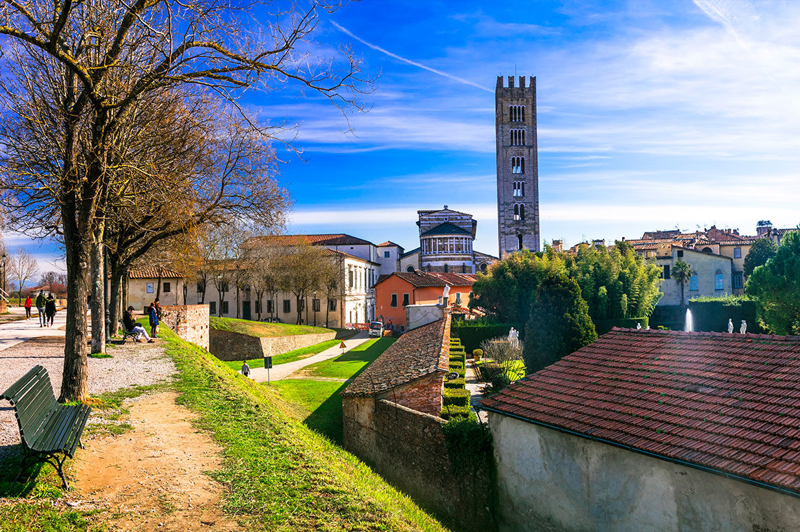 Pisa and Lucca day trip