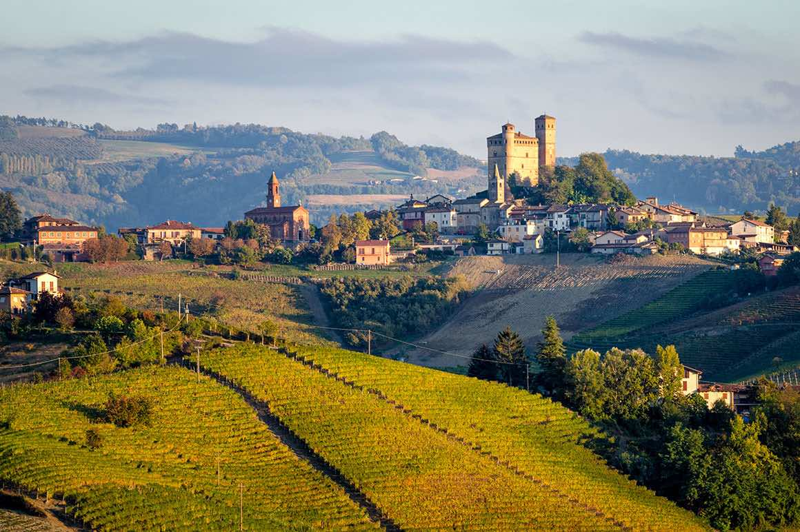 Alba Day Trip from Milan - Langhe Region