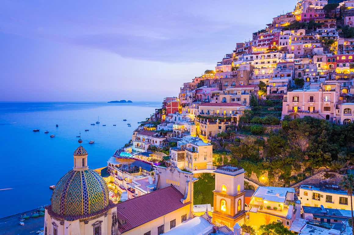 Amalfi Coast Day Trip from Rome - Positano