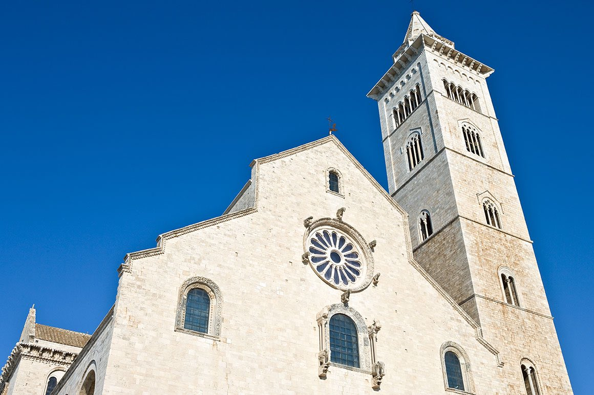 Bari to Trani with Driver - Duomo Cathedral Trani