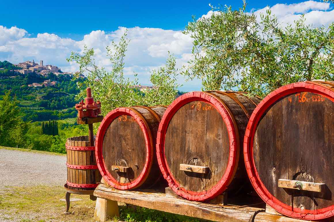 Chianti Wine Tour from Florence - Winery