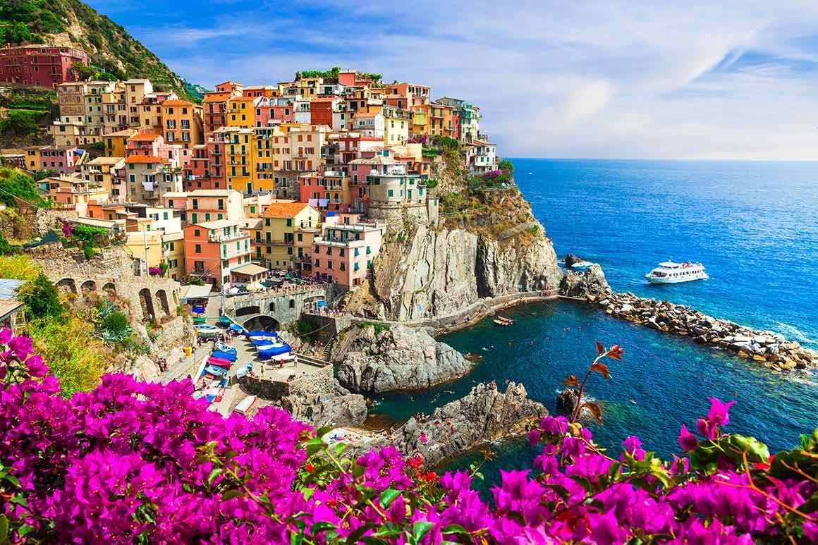Cinque Terre Day Tour from Genoa - Riomaggiore