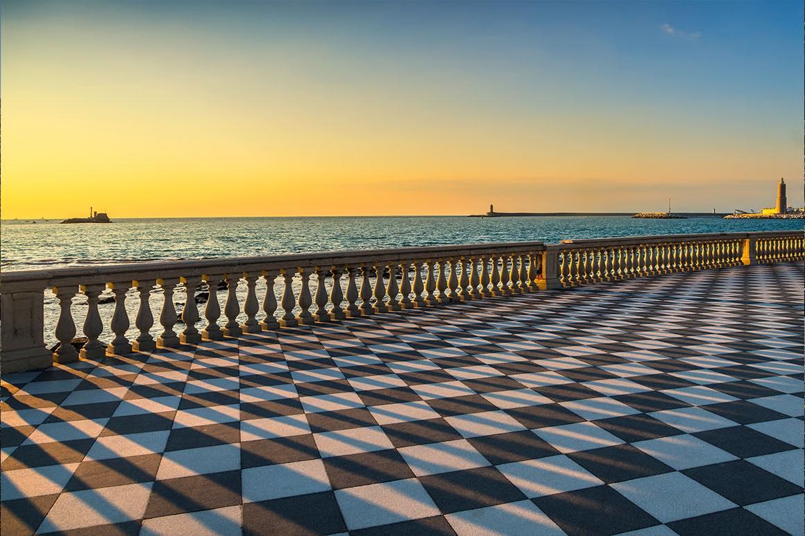 Cinque Terre Day Trip from Livorno - View