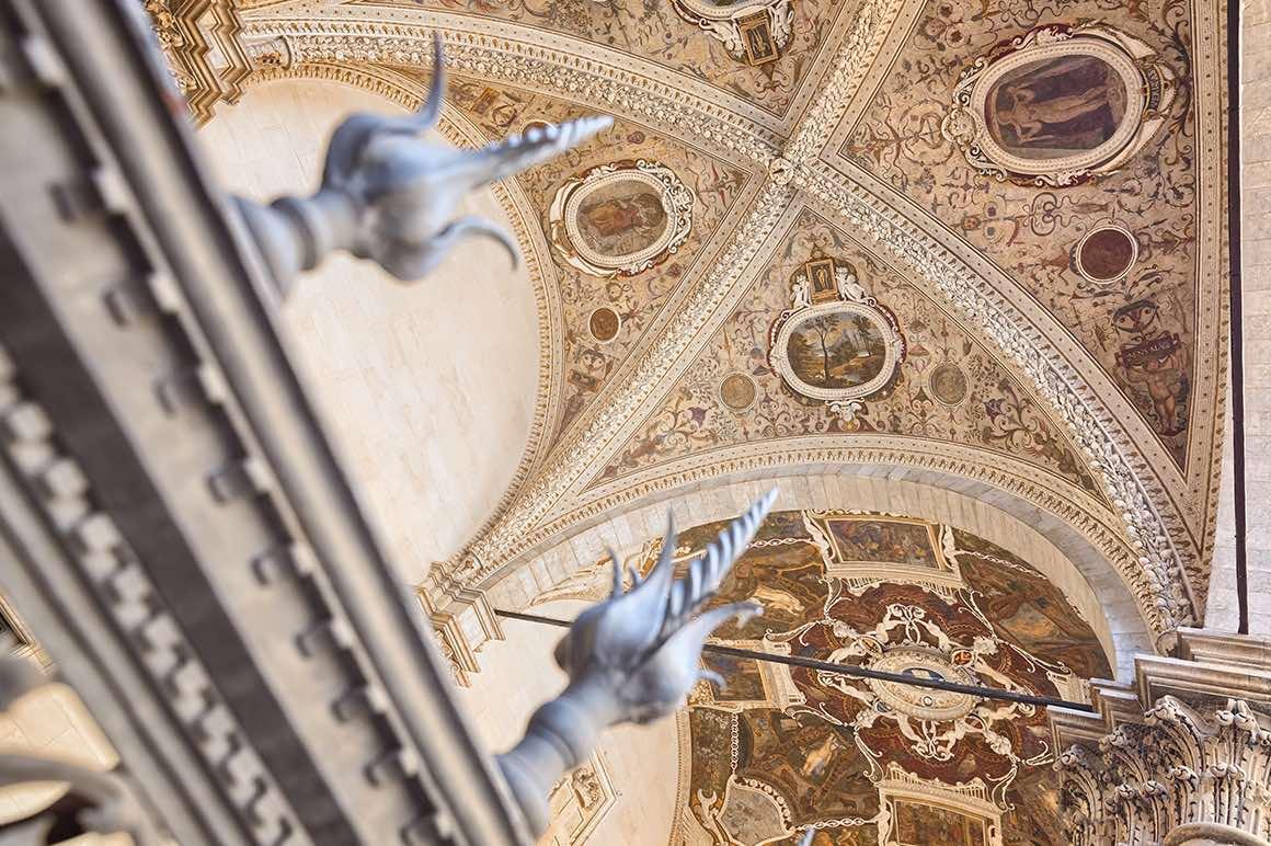 Day Tour Florence to Siena & San Gimignano - Art