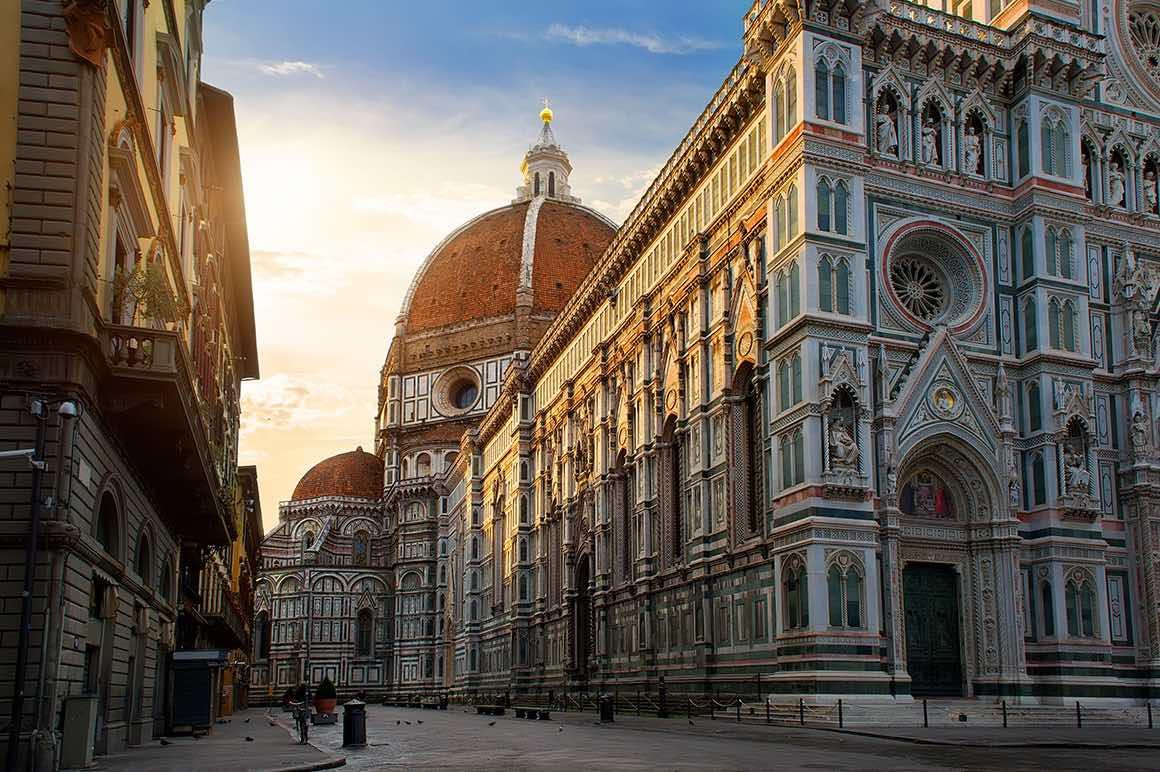 Day Trip Livorno to Florence & Pisa - Duomo