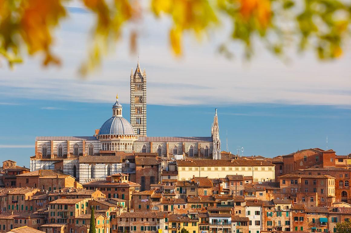 Day Trip to Siena & San Gimignano - Panoramic View