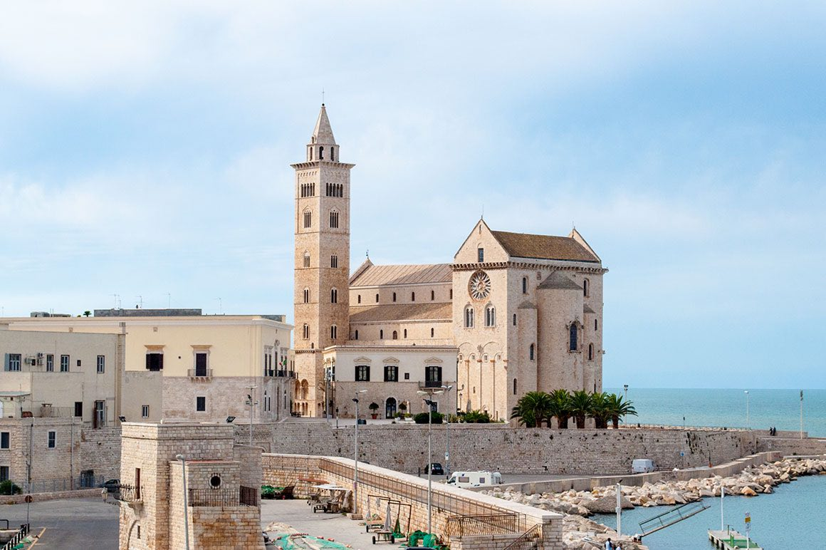 Day Trip to Trani - Trani Sea View