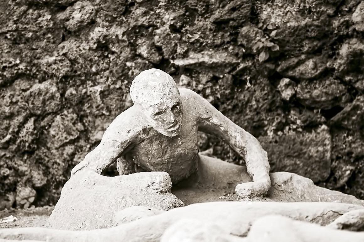 Half Day Tour Naples to Pompeii - Ruins