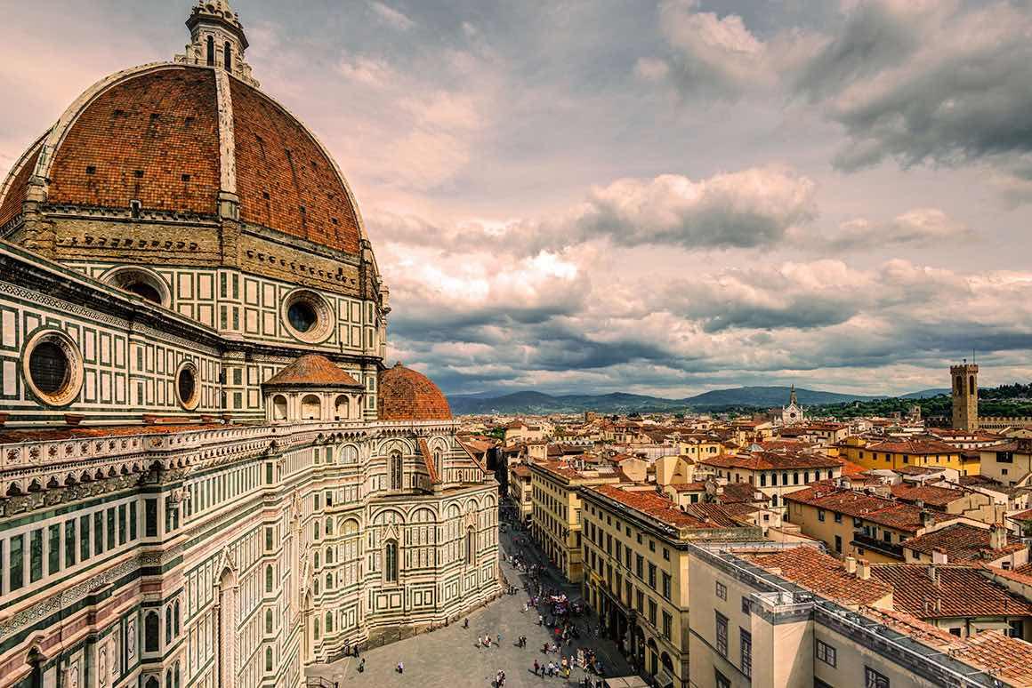 Luxury Tour Rome to Florence - Duomo