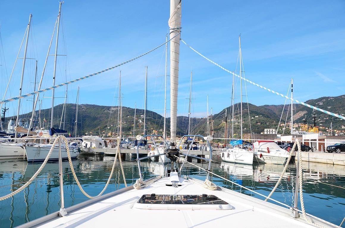 Shore Excursion Livorno to Cinque Terre - Port