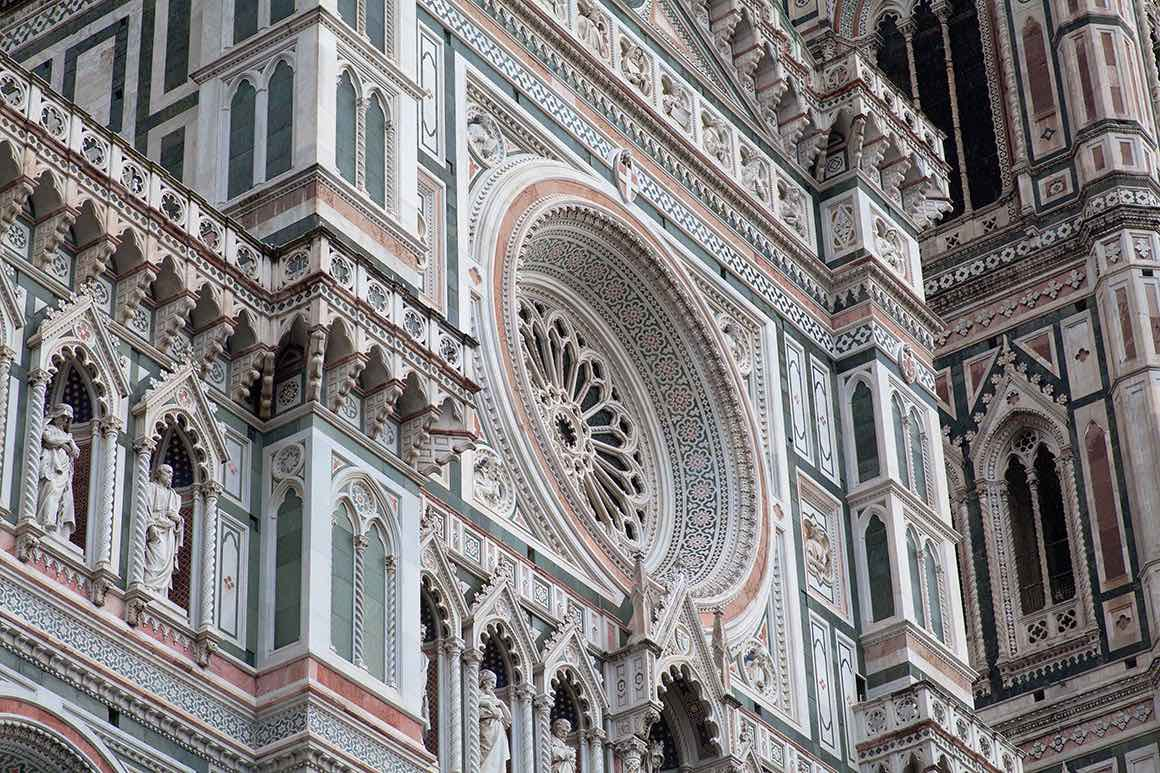 Shore Excursion Livorno to Florence & Pisa - Duomo Front View