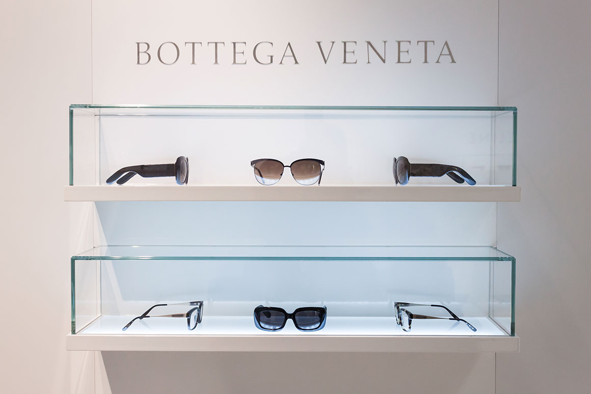 The Mall Outlet day Trip from Florence - Eyewear