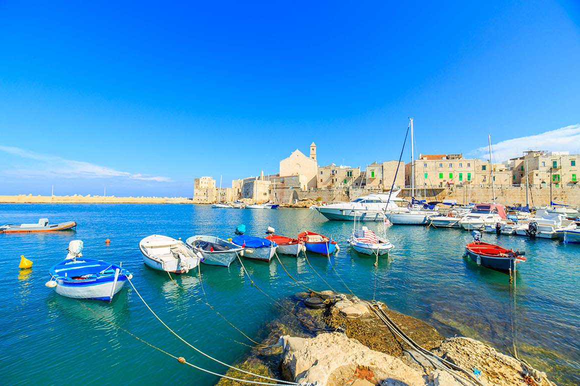 Trani Day Trip from Bari - Port